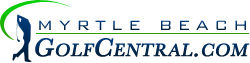Myrtle Beach Golf Central's Logo
