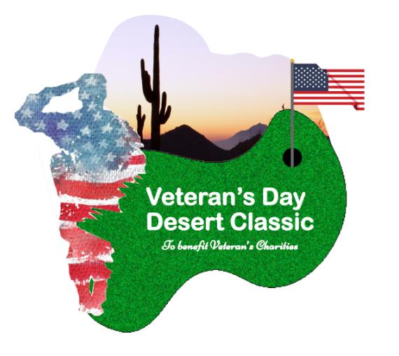 Veteran's Day Desert Classic's Logo