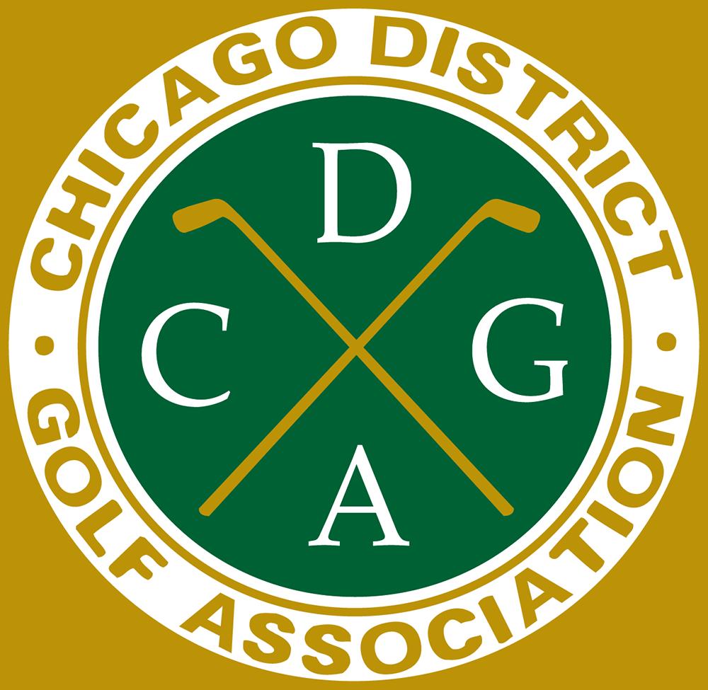 Chicago District Golf Association's Logo