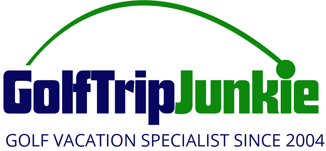 Golf Trip Junkie's Logo