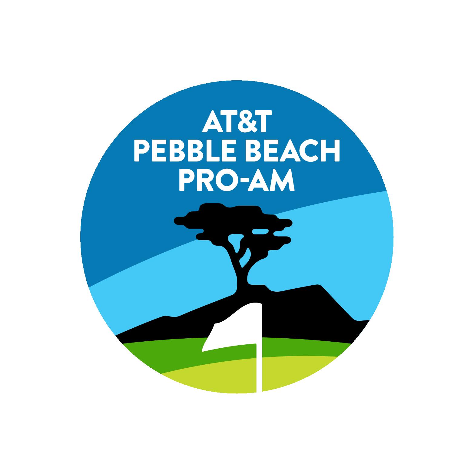2021 AT&T Pebble Beach Pro-Am's Logo