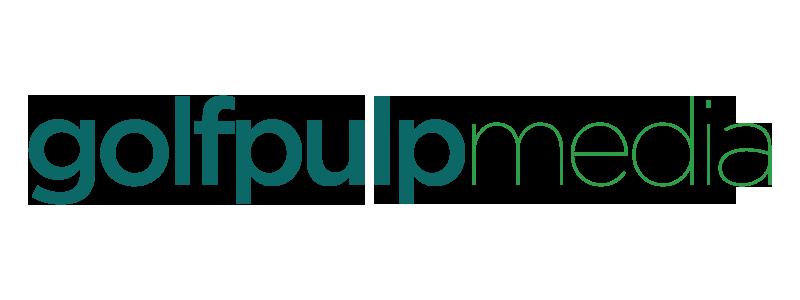 Golf Pulp Media May '19's Logo