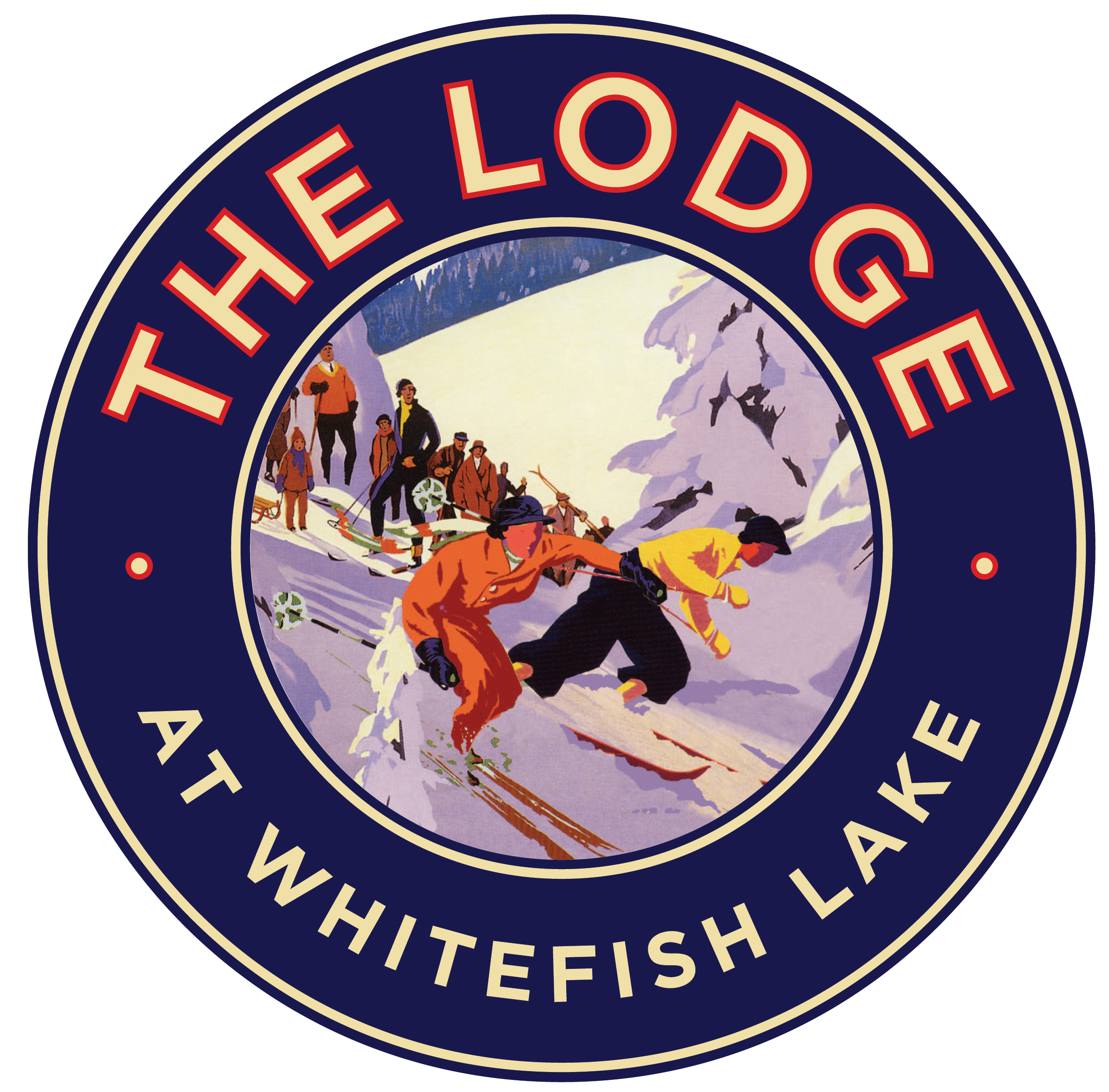 The Lodge At Whitefish Lake's Logo