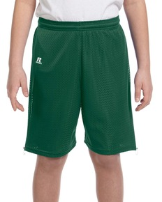 Russell Athletic 659AFB Youth Nylon Tricot Mesh Short
