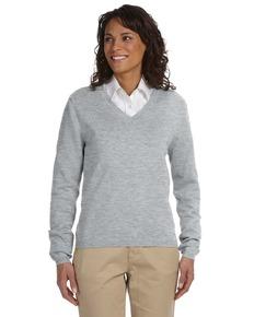 Devon & Jones D475W Ladies' V-Neck Sweater
