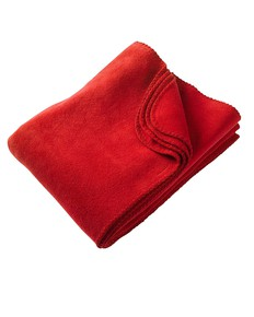 Harriton M999 12.7 oz. Fleece Blanket