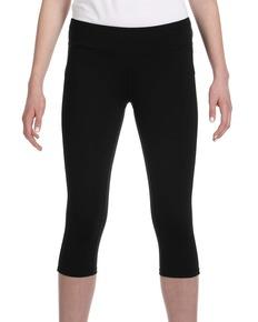 All Sport W5009 Ladies' Capri Legging