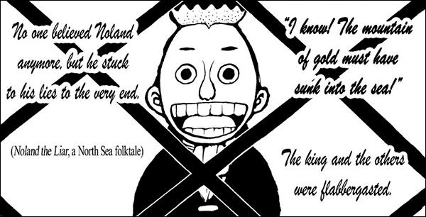 Image result for montblanc noland liar manga