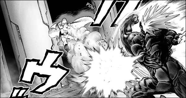 anime, Anpanman, manga, One, one-punch man, shonen anime, shonen manga, Yusuke Murata, Laser Time