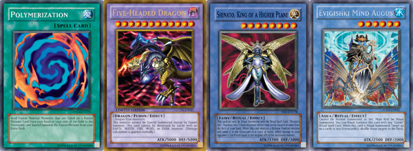 duel links how to get polymerization