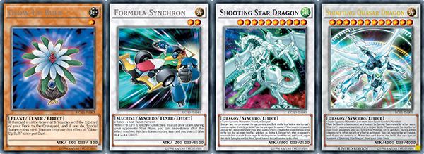 Shooting Quasar Dragon Wallpaper