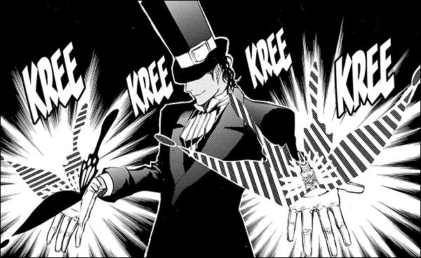 VIZ | Blog / MANGA: D.Gray-man 3-in-1 vol. 2