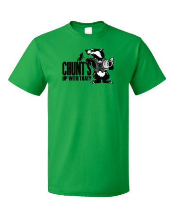 Magic Tavern Chunt S Up With That T Shirt Hello From The