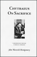 Chytraeus On Sacrifice presenting different theories of the atonement