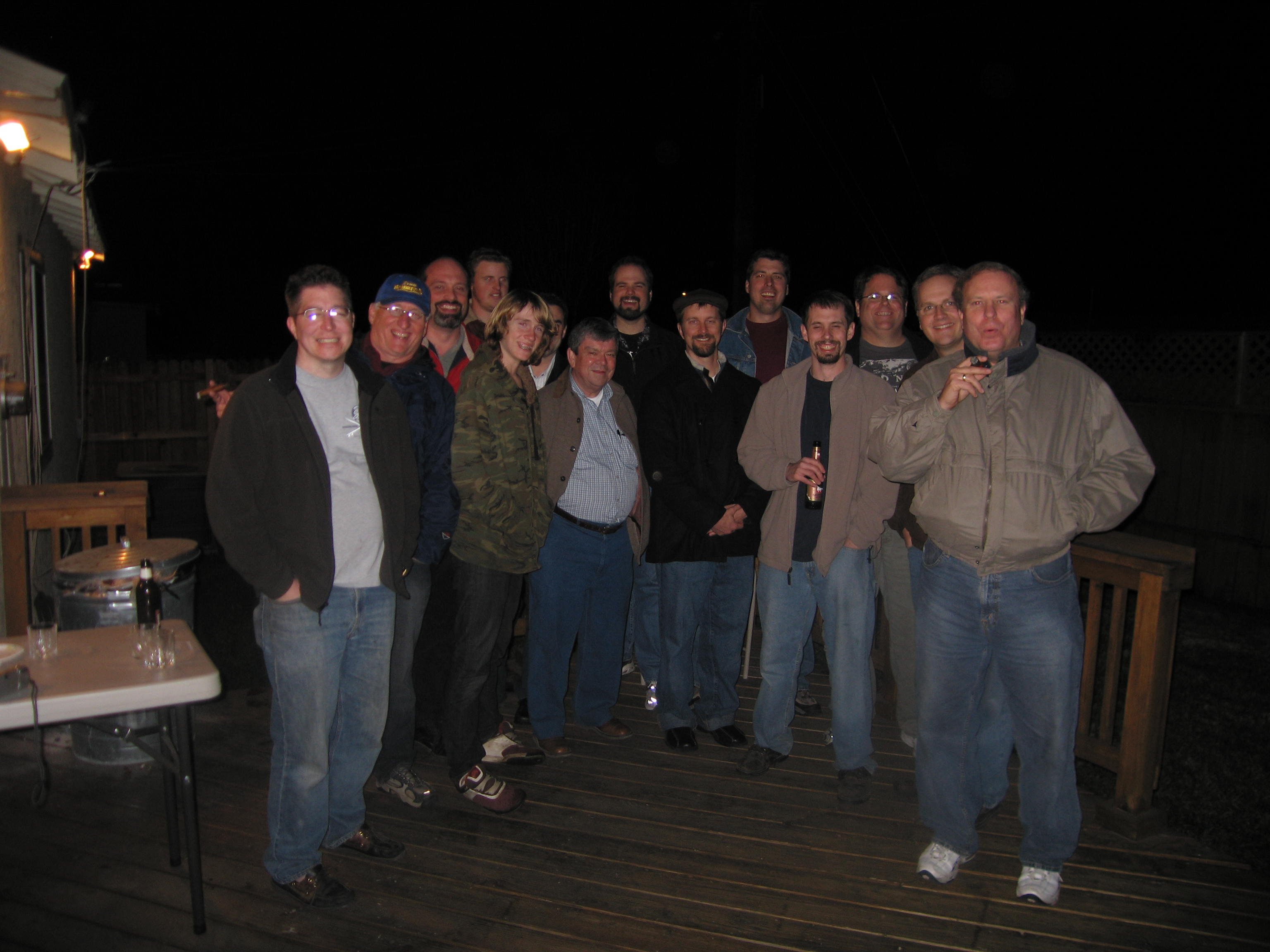 All Guys on deck 1517 legacy participants