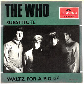 SUBSTITUTE, The Who. Law and Gospel: the gospel comes though substitution