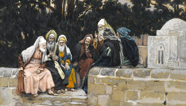 Pharisees_and_Herodians_Conspire_Against_Jesus