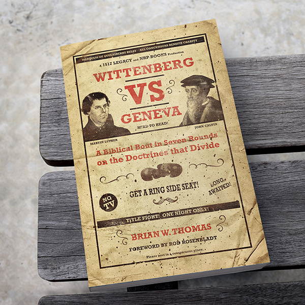 NOW ON SALE - WITTENBERG VS GENEVA