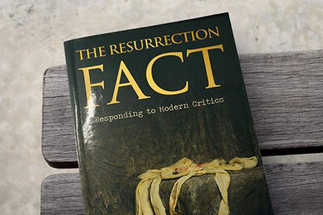 NOW ON SALE - THE RESURRECTION FACT