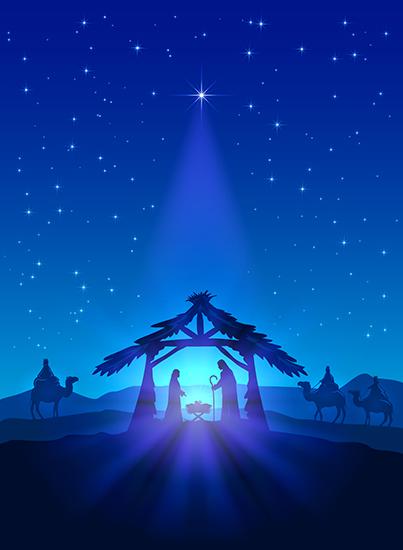 shutterstock_345963113-vector_christmas_manger_light_star-403x550