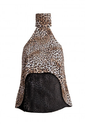 THE WILD ONES LEOPARD TOP