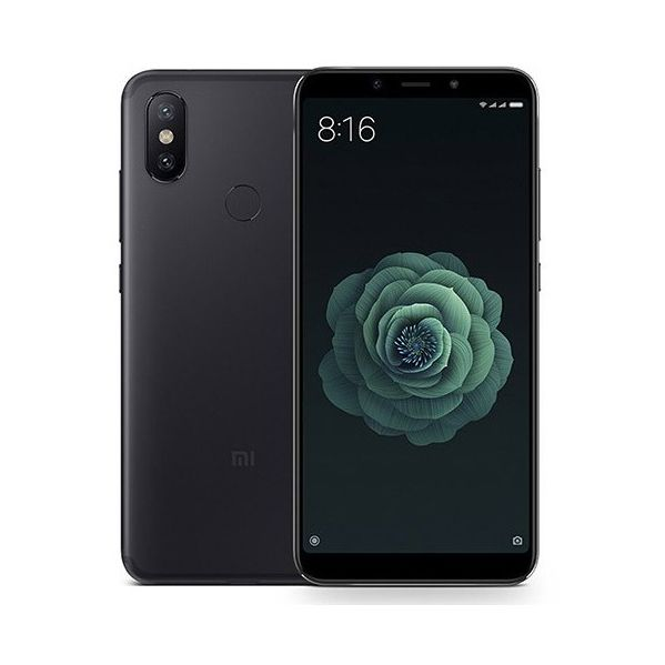 Xiaomi Redmi Mi A2 (Black, 4GB RAM, 64GB Internal Memory) - Unboxed with 1 Year onsite warranty