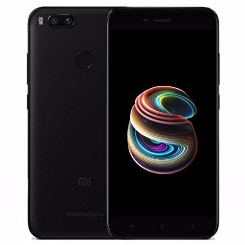 Xiaomi Redmi Mi A1 (Black, 4GB RAM, 64GB Internal Memory) - Certified Refurbished with 6 months onsite warranty