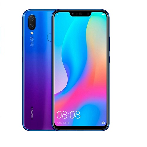 Huawei Nova 3i (Iris Purple, 4GB RAM, 128GB Storage) (Certified Refurbished, 1 Year Warranty, GST Invoice)