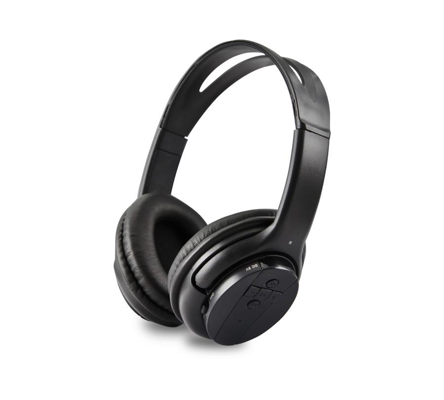 Zebronics Wireless Bluetooth BT Headphones - Airwalk 2