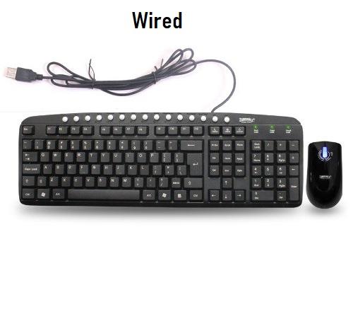Zebronics JUDWAA 560 Multimedia USB Wired Keyboard & USB Mouse Combo