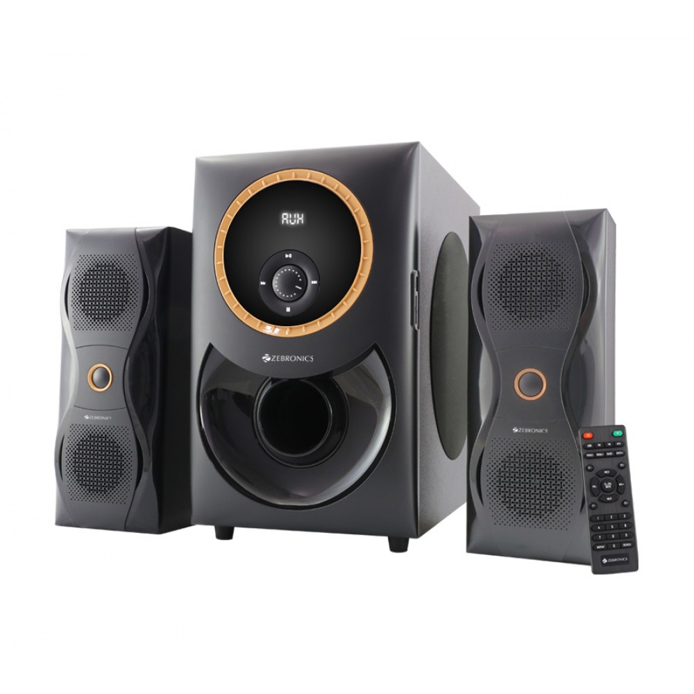 Bravo-BT RUCF - 2.1 Multimedia Speaker