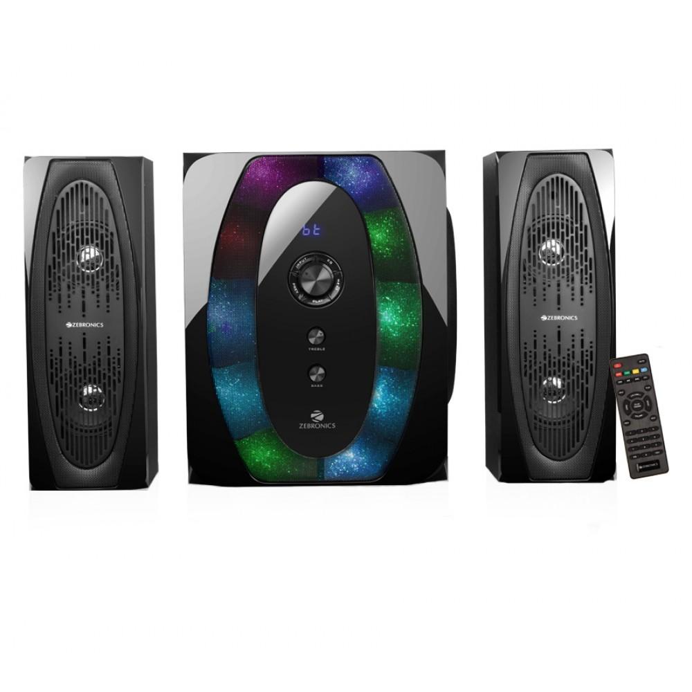 Zebronics Halo 2 - 2.1 Multimedia Speaker