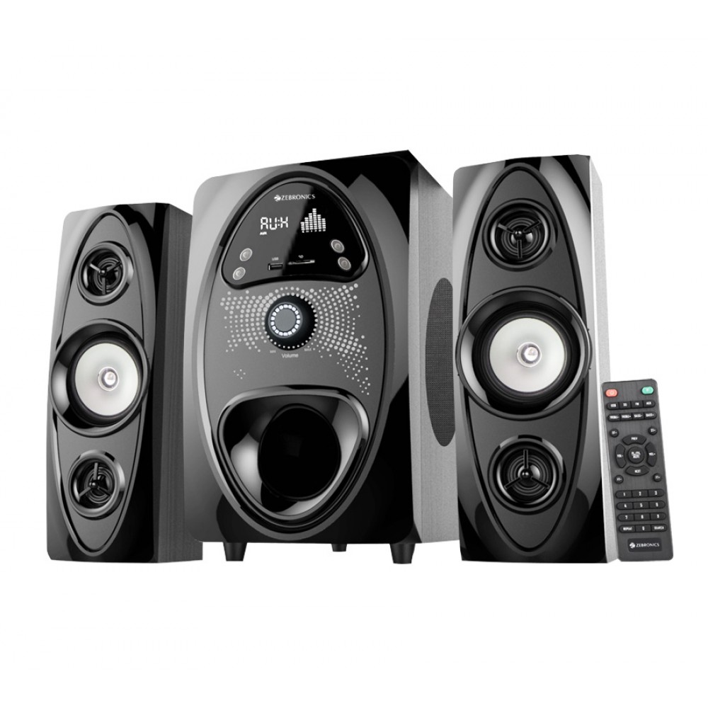 Koto-BT RUCF - 2.1 Multimedia Speaker