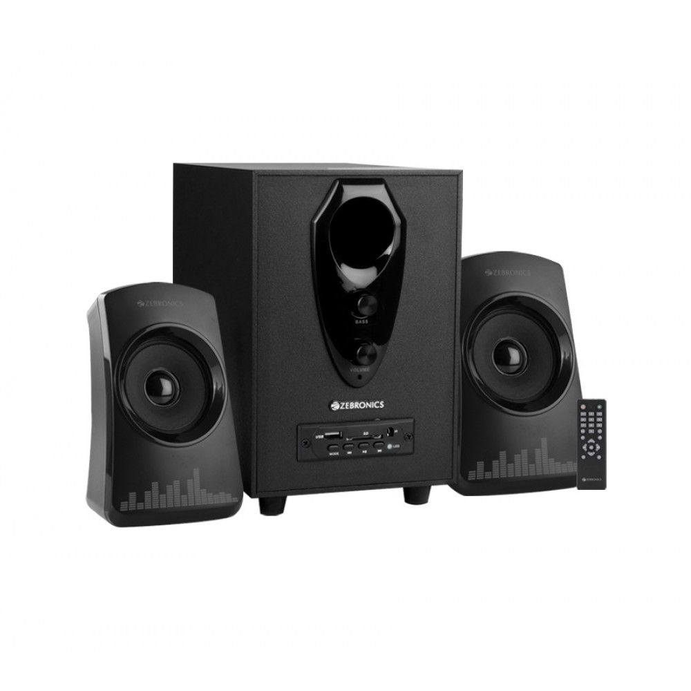 Zebronics Feel-BT RUCF - 2.1 Multimedia Speaker