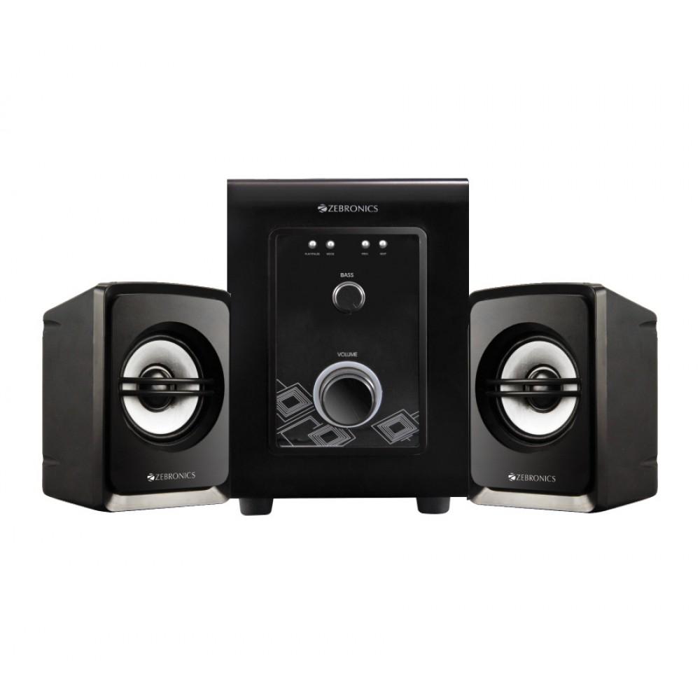 Zebronics ZEB-SW276 - 2.1Multimedia Speaker