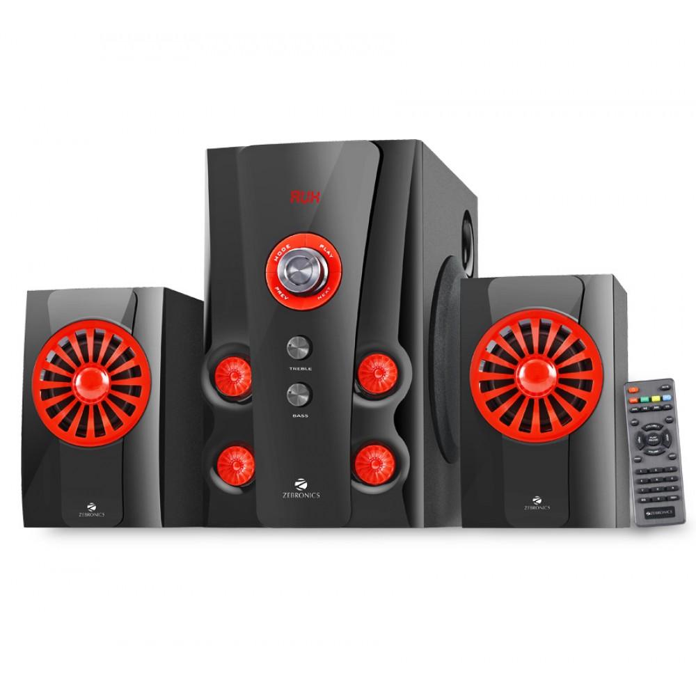 Zebronics Hope-BT RUCF - 2.1 Multimedia Speaker