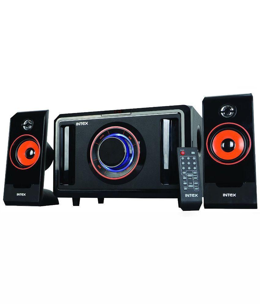 INTEX IT-2590 SUFB 2.1 Multimedia Speakers