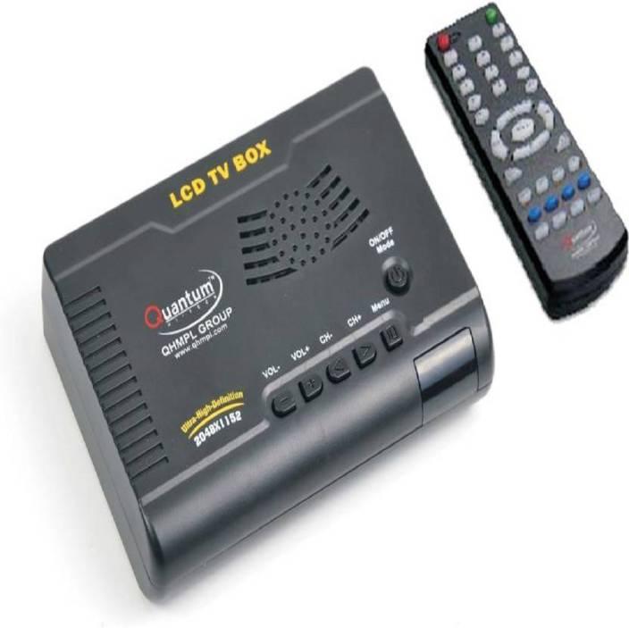 Quantum QHM7072 TUNER BOX FOR MONITOR/TV TV Tuner Card