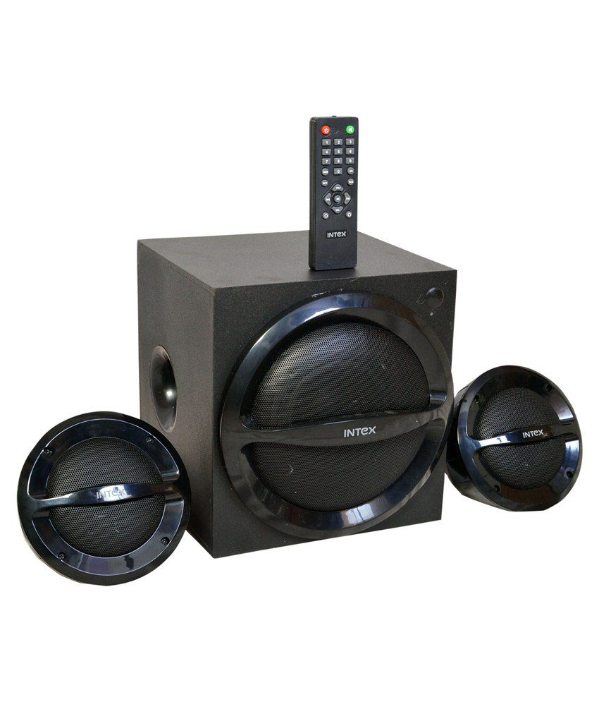 Intex IT-2201 SUF 2.1 Computer Speakers