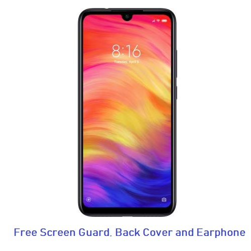 Redmi Note 7 Pro (Space Black, 64 GB)  (4 GB RAM) - Open Box with 1 Year Warranty