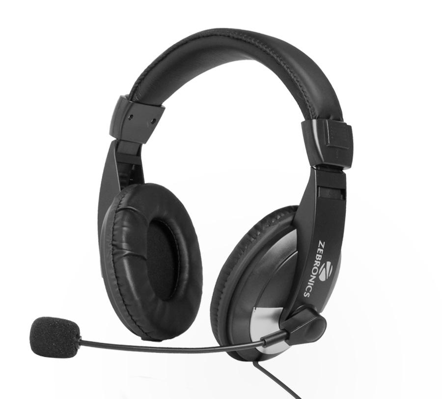 Zeb-101HM - Headphone with Mic (Single Pin)