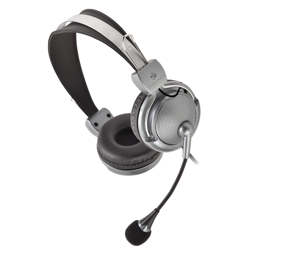 ZEB-Supreme - Multimedia USB Headphone with Mic (USB)