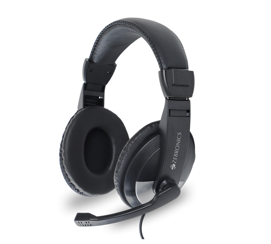 ZEB-200HM - Multimedia Headphone with Mic (Two Pin)