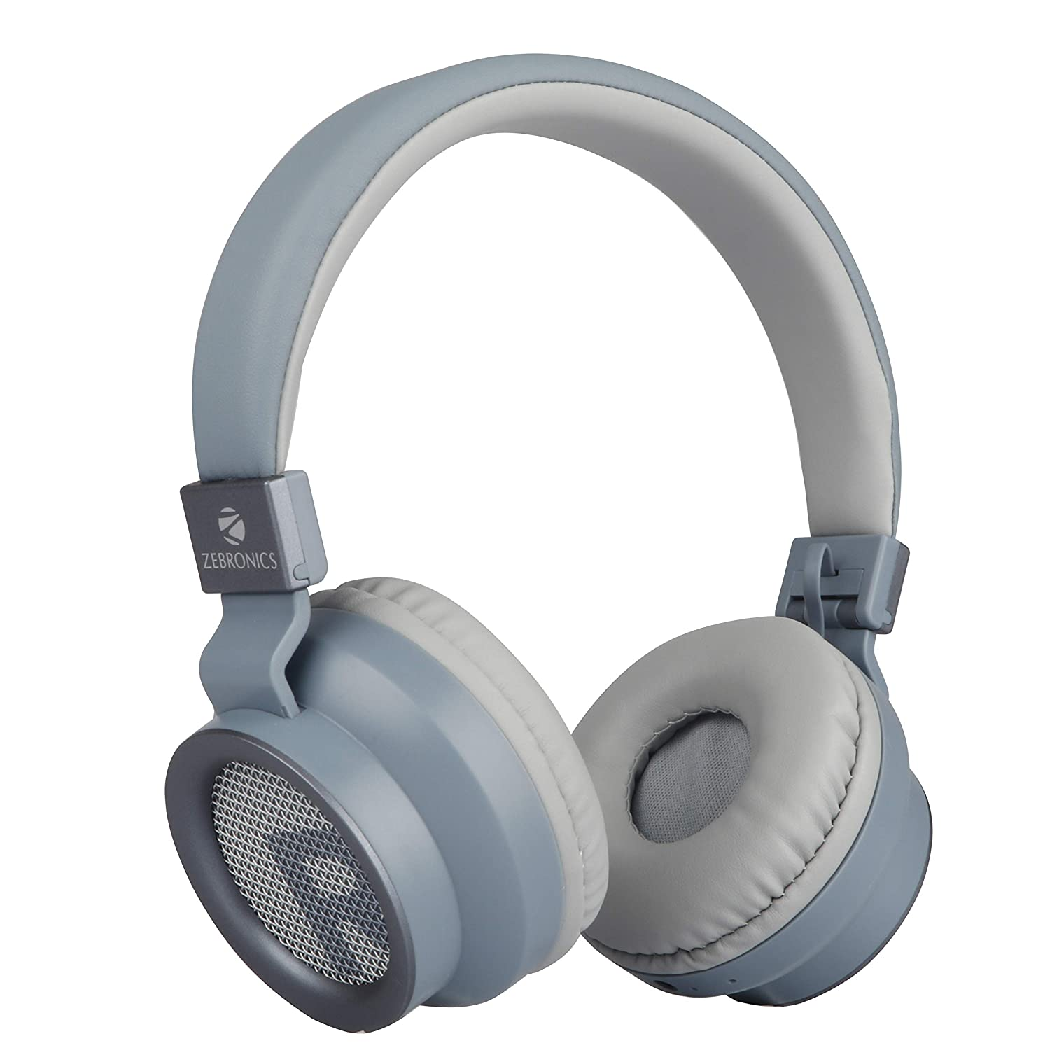 Zebronics ZEB-BANG Bluetooth Headphone  (Colour as pr availability, Wireless over the head)