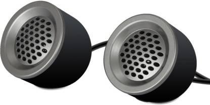 Zebronics ZEB-PLUTO 5 W Laptop/Desktop Speaker  (Black, 2.0 Channel)