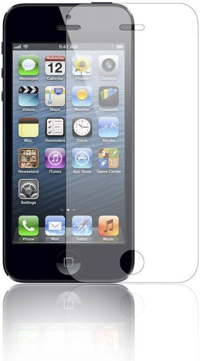 Avalik Tempered Glass Guard for Apple iPhone 4s Front