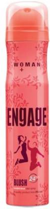 Engage Blush - (150 ml) Deodorant Spray - For Women (150 ml)