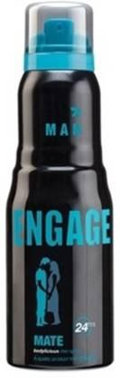 Engage Mate Deodorant Spray - For Men  (165 ml)