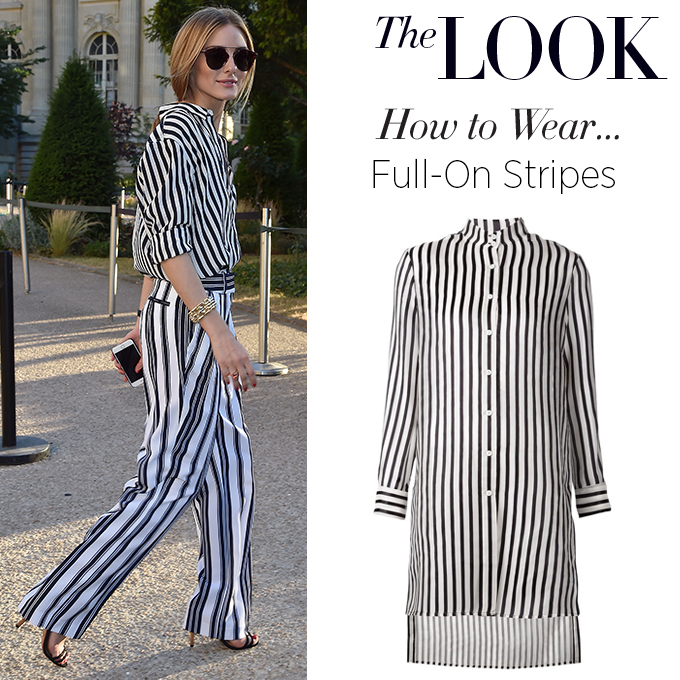how to wear...full-on stripes