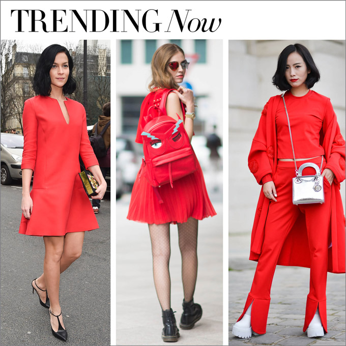 trending now…red haute